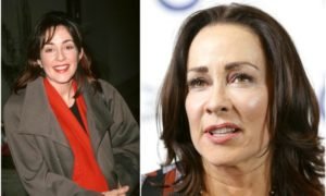 Patricia Heaton`s eyes and hair color