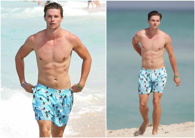 Patrick Schwarzenegger`s height, weight and age