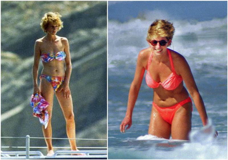 Princess Diana`s height, weight and age