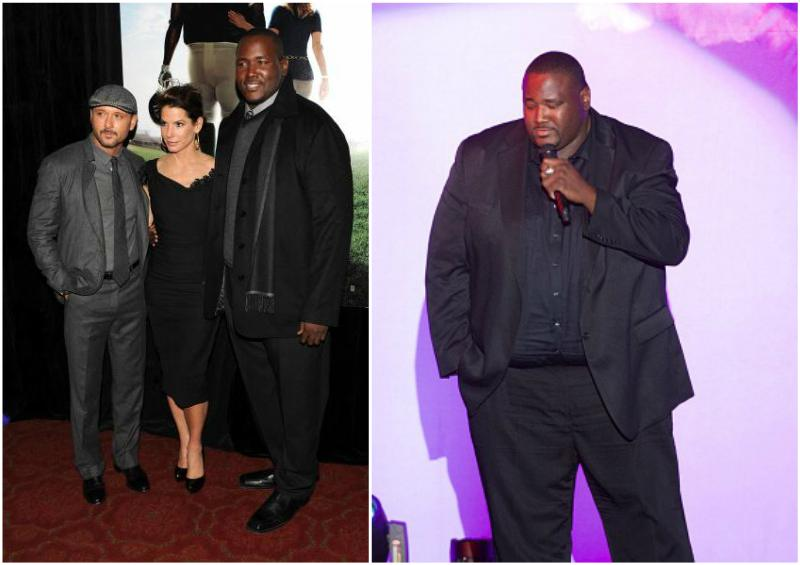 Quinton Aaron`s height, weight and age