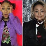 Raven-Symoné didn't worry about her weight, but ate small portions to be slim
