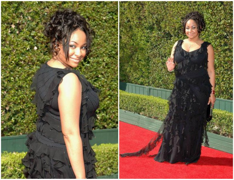 Raven-Symone Pearman`s height, weight and age