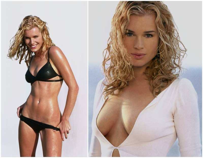 Rebecca Romijn`s height, weight. Regular training and food