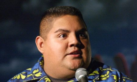 Gabriel Iglesias` eyes and hair color