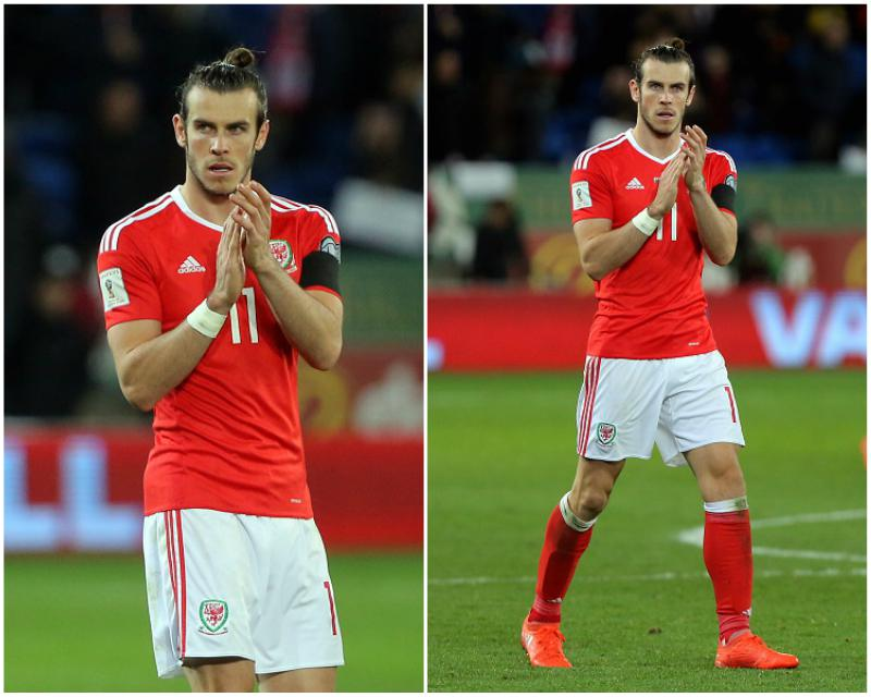 Gareth Bale`s height, weight and age