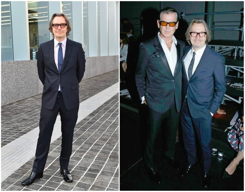 Gary Oldman`s height, weight and age