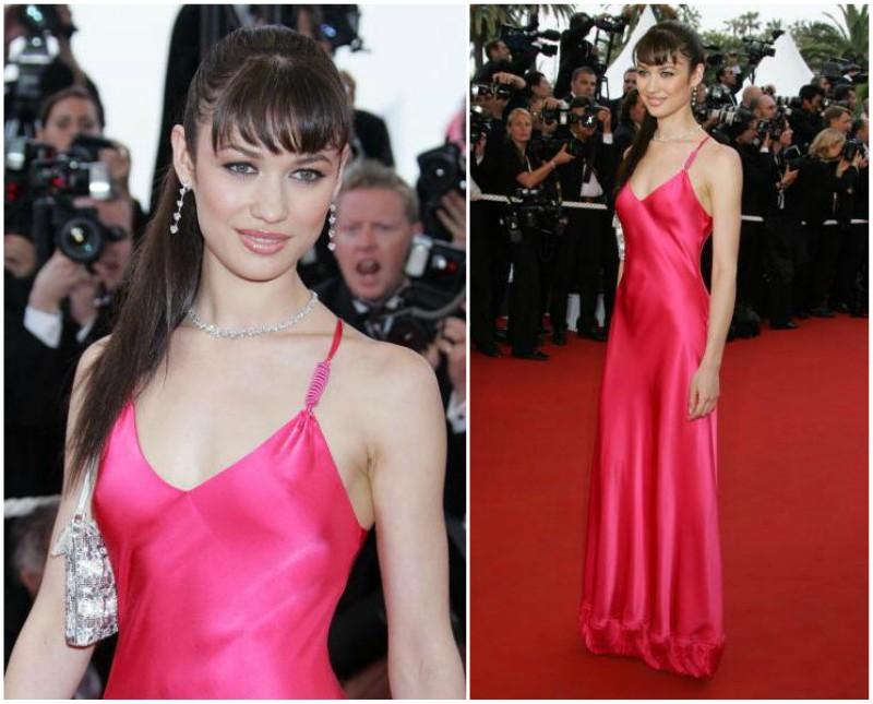 Olga Kurylenko`s height, weight and age