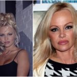 Constant control by herself doesn't allow Pamela Anderson to age