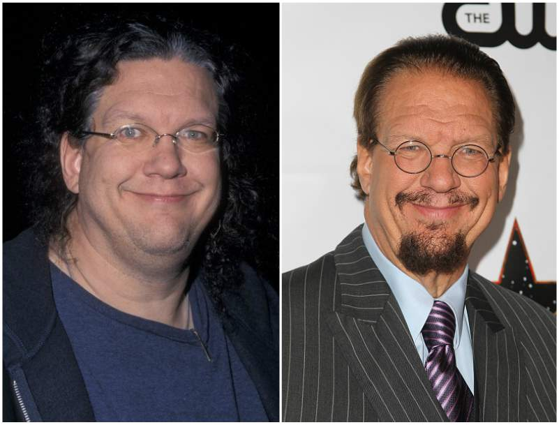 Penn Jillette's height, weight and age