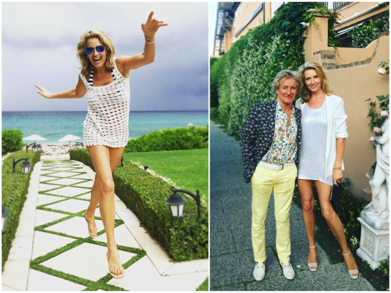 Penny Lancaster`s height, weight and age