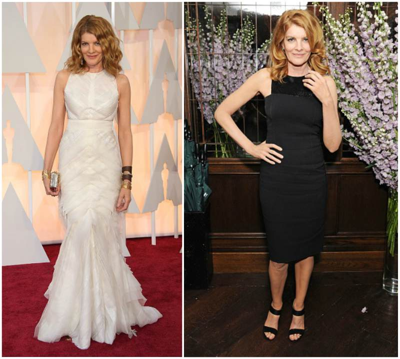 Rene Russo`s height, weight and age