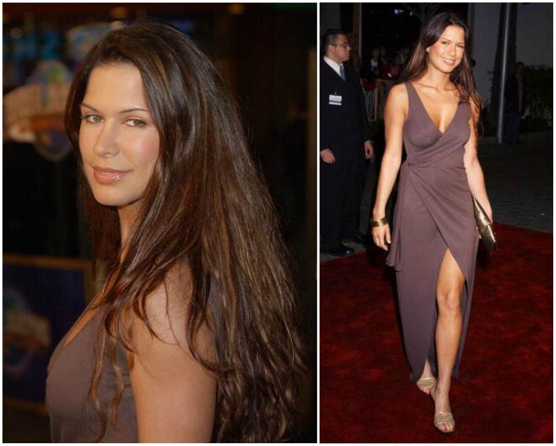 Rhona Mitra`s height, weight and age