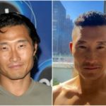 Fish diet and everyday training keep 48-year-old Daniel Dae Kim fitted and strong