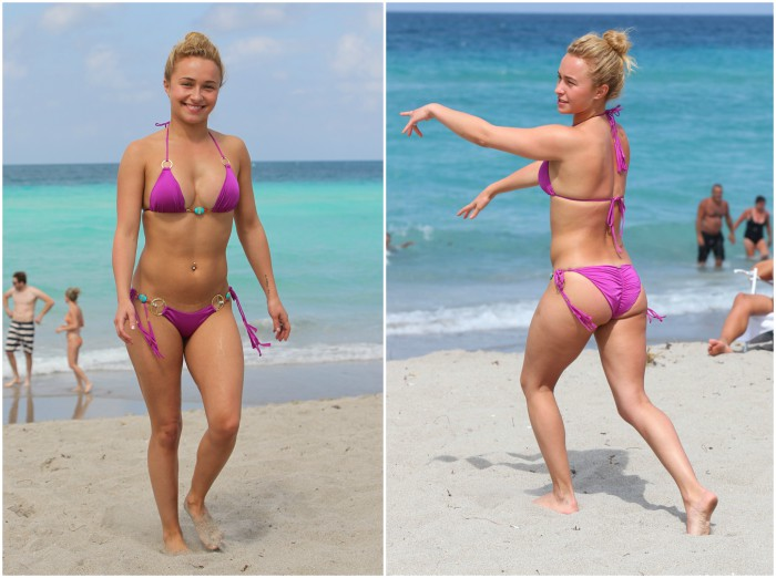Hayden Panettiere height, weight and age