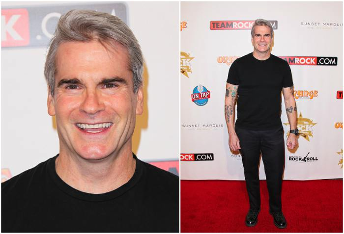 Henry Rollins` height, weight and age