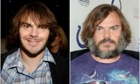 Jack Black`s eyes and hair color