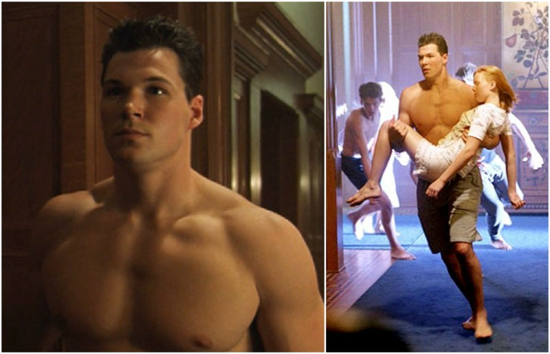Daniel Cudmore's height, weight and age