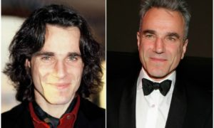 Daniel Day-Lewis` eyes and hair color