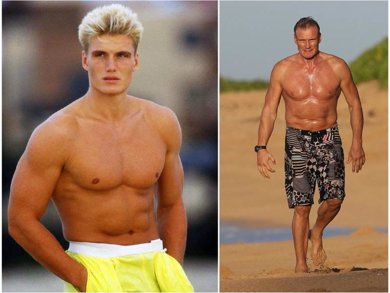 Dolph Lundgren`s heigh...