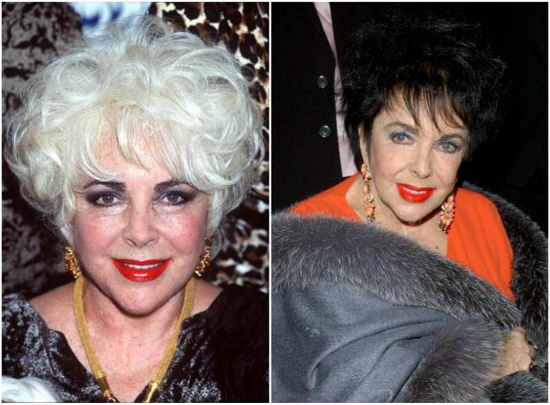 Elizabeth Taylor`s height, weight and age
