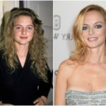 Heather Graham choses yoga as a remedy against gaining weight