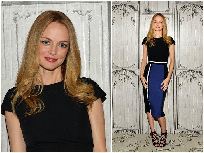 Heather Graham`s height, weight and age
