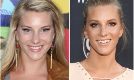 Heather Morris` height, weight and age