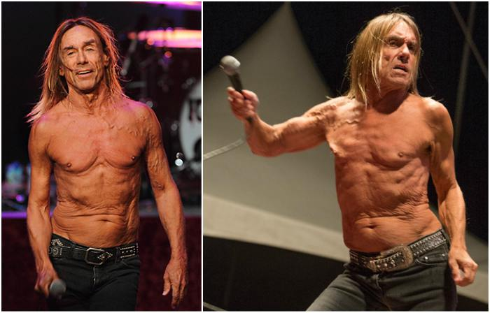 Iggy Pop`s height, weight and age