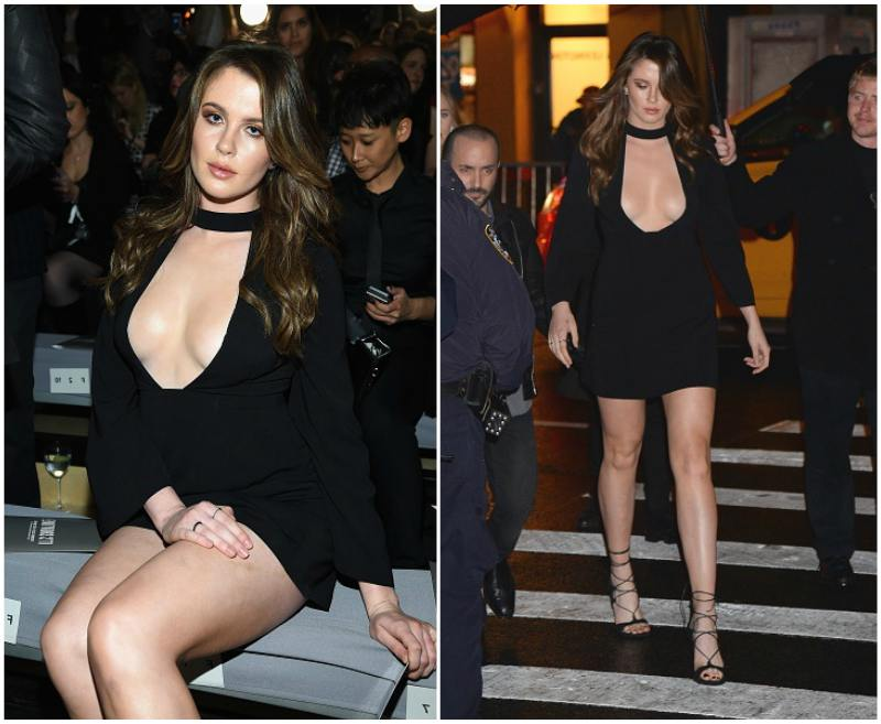 Ireland Baldwin`s height, weight and age