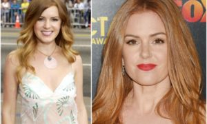 Isla Fisher`s height, weight and age