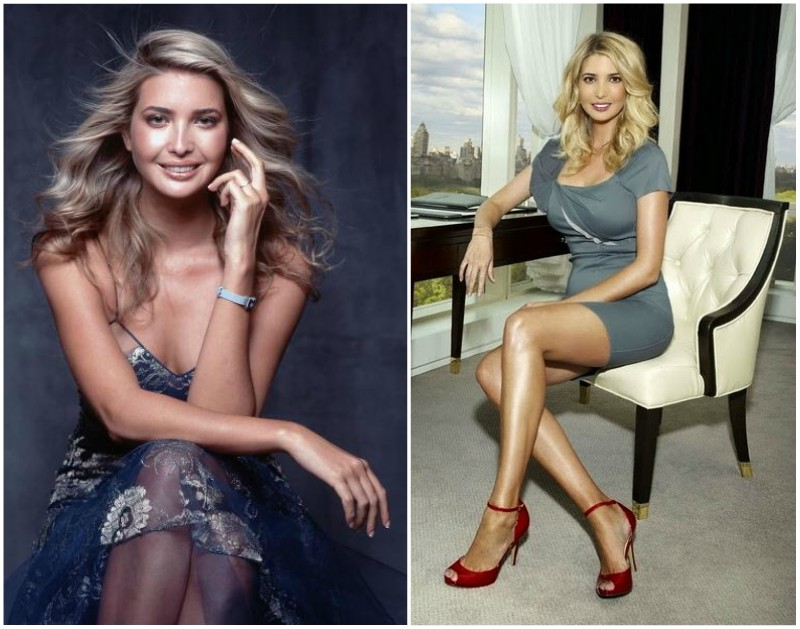 Ivanka Trump`s height, weight and age