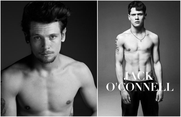 Jack O'Connell's height, weight and age