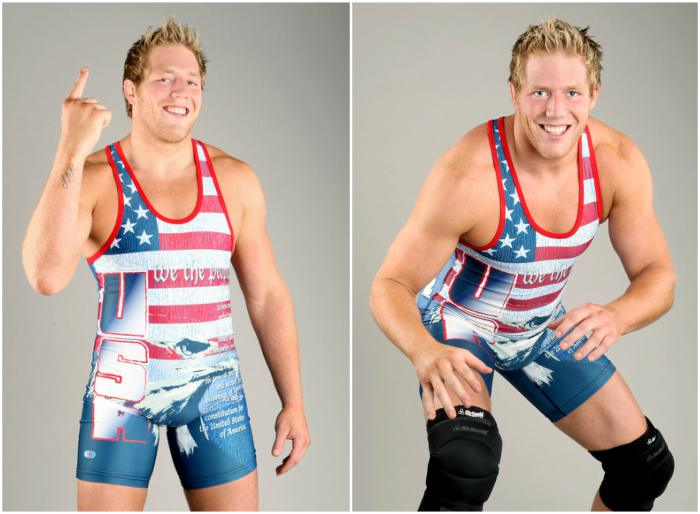 Jack Swagger's height, weight and age