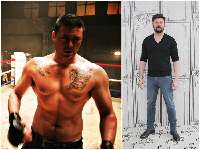 Karl Urban`s height, weight and age