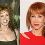 Kathy Griffin is not the one who is shy talking about her plastic changes