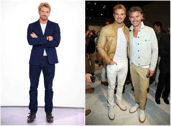 Kellan Lutz's height, weight and age