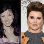 Lucy Lawless is totally in love with sport