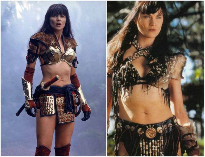 Lucy Lawless` height, weight and age