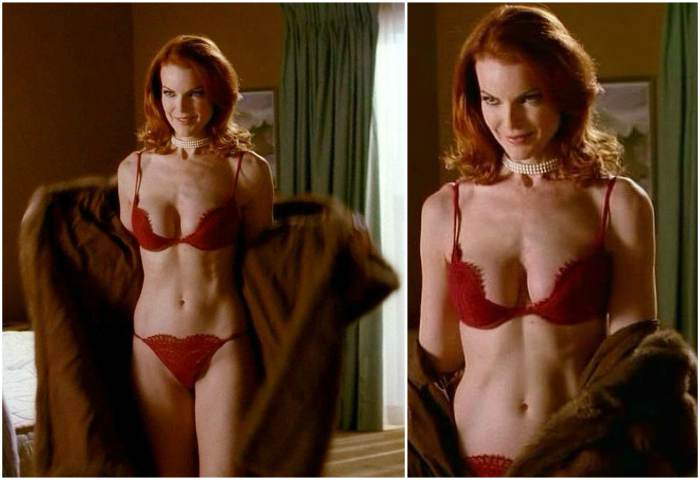 Marcia Cross` height, weight and age