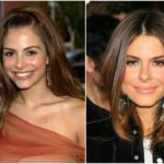 Maria Menounos maintains a slender figure even without food restrictions