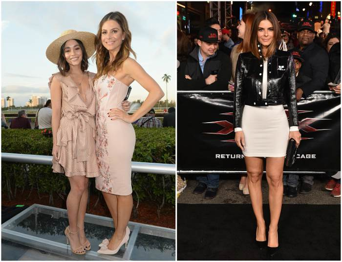 Maria Menounos` height, weight and age