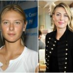 Maria Sharapova's height makes her body even slimmer