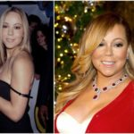 Mariah Carey is an adherent of curvy figure