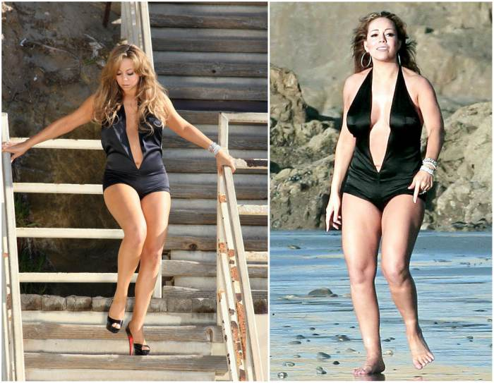Mariah Carey`s height, weight and age