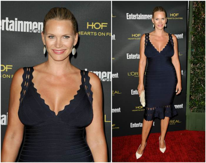 Natasha Henstridge`s height, weight. Special pills to stay fit