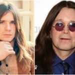 Healthy eating and vegan diet keeps rock king Ozzy Osbourne active