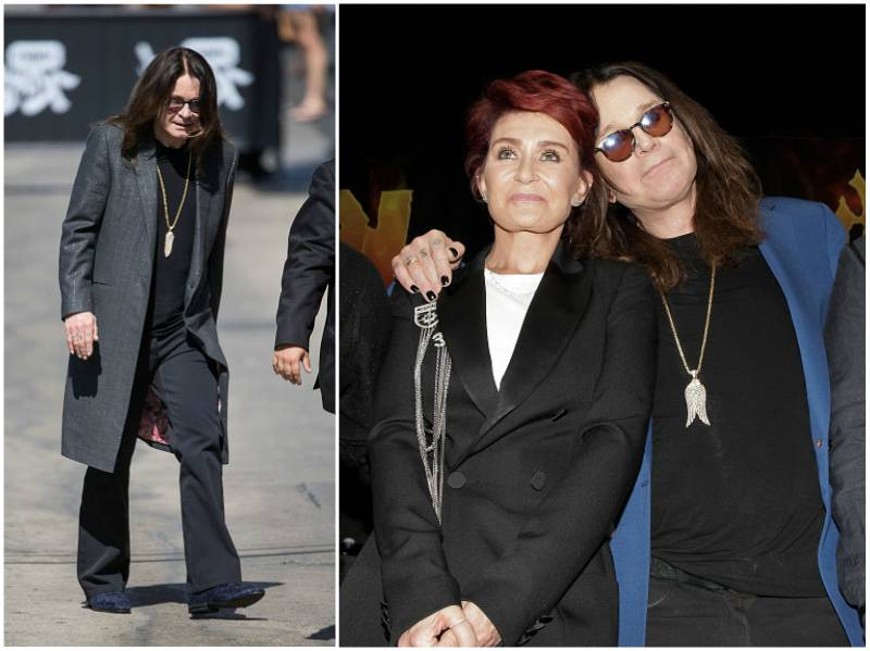 Ozzy Osbourne`s height, weight and age