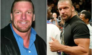 Triple H height, weight and age