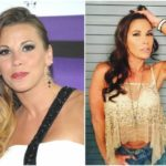 Despite being a wrestler, Mickie James is an attractive and fitted woman