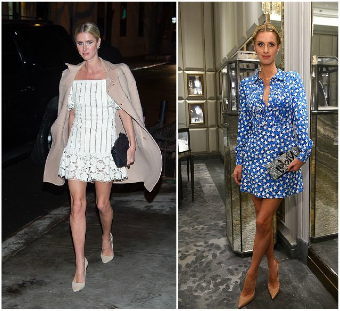 Nicky Hilton Rothschild's height, weight and body measurements